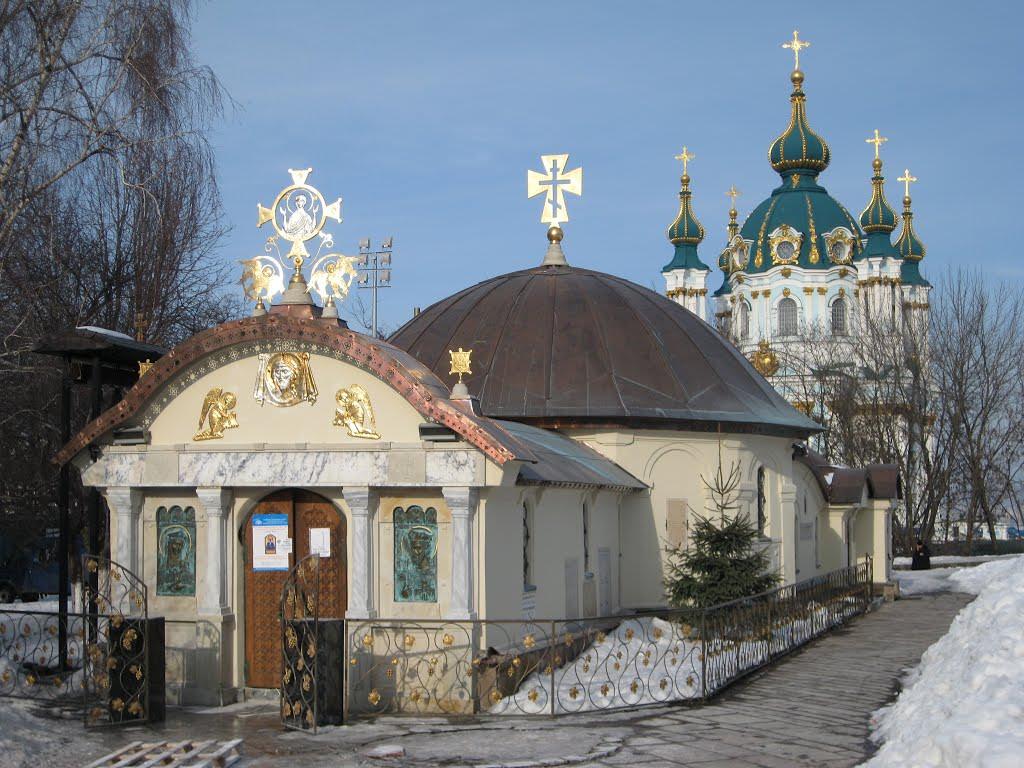 Рождества Пресвятой Богородицы (Десятинный) мужской монастырь