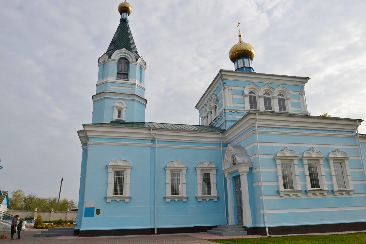 Иоанно-Кормянский монастырь
