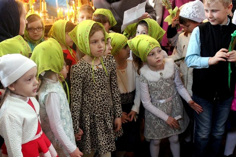 Церковь и дети_Диана Хвисюк, 14 лет_2