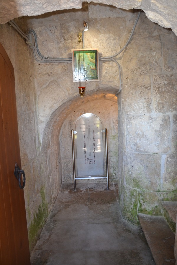 место убиения князя Андрея